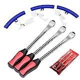 Mookis Reifen Montiereisen Tire Spoons Lever Iron Tool Kits 3pcs...