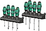 Wera Kraftform Big Pack 300, Schraubendreher Set 14-teilig,...
