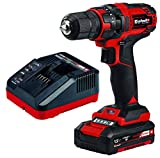 Einhell Akkuschrauber TC-CD 18/35 Li Kit Power X-Change (Li-Ion, 18 V,...