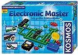 KOSMOS 615918 Electronic Master, Dein großes Elektronik-Labor, 146...