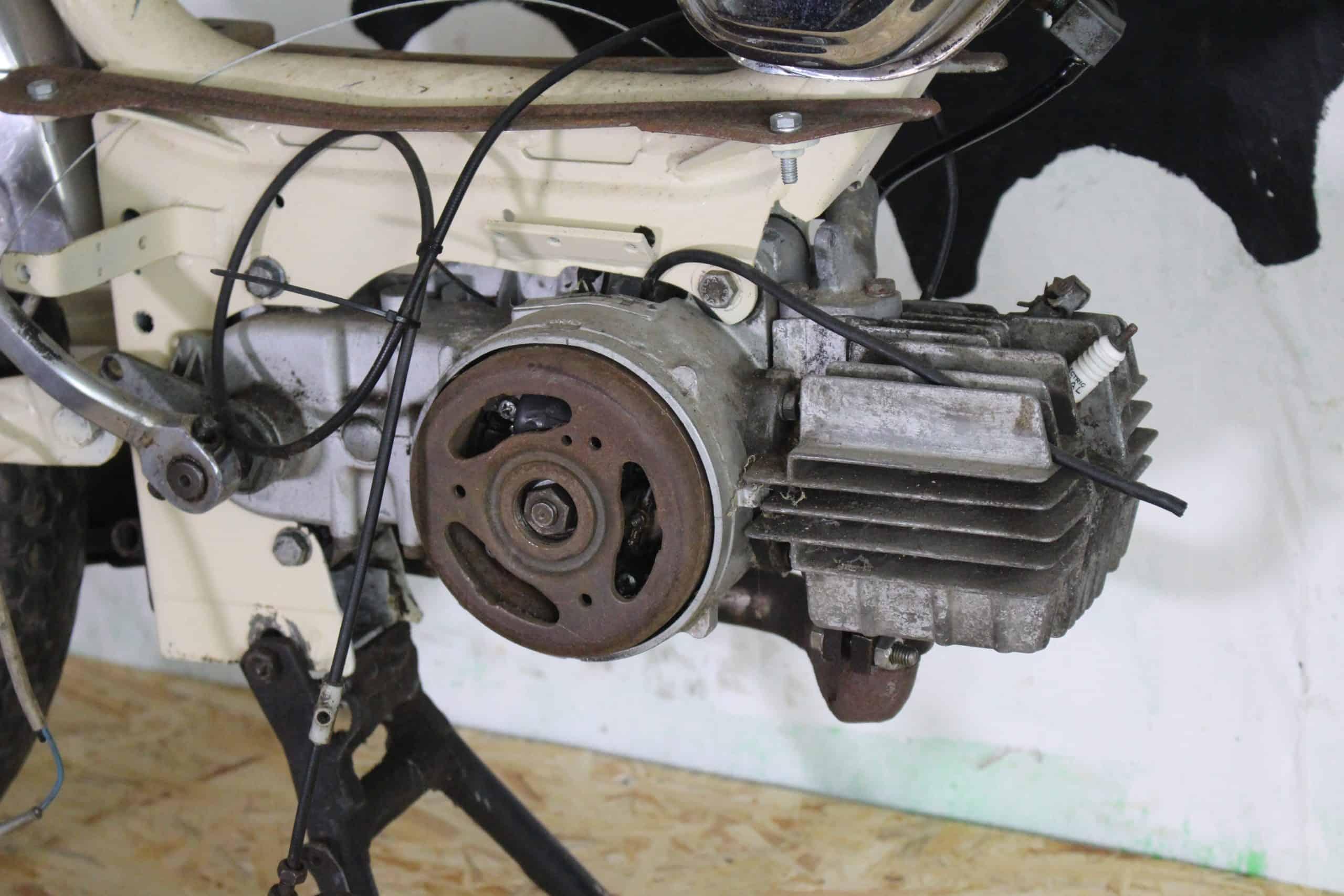 Hercules Prima 5 Restauration Motor