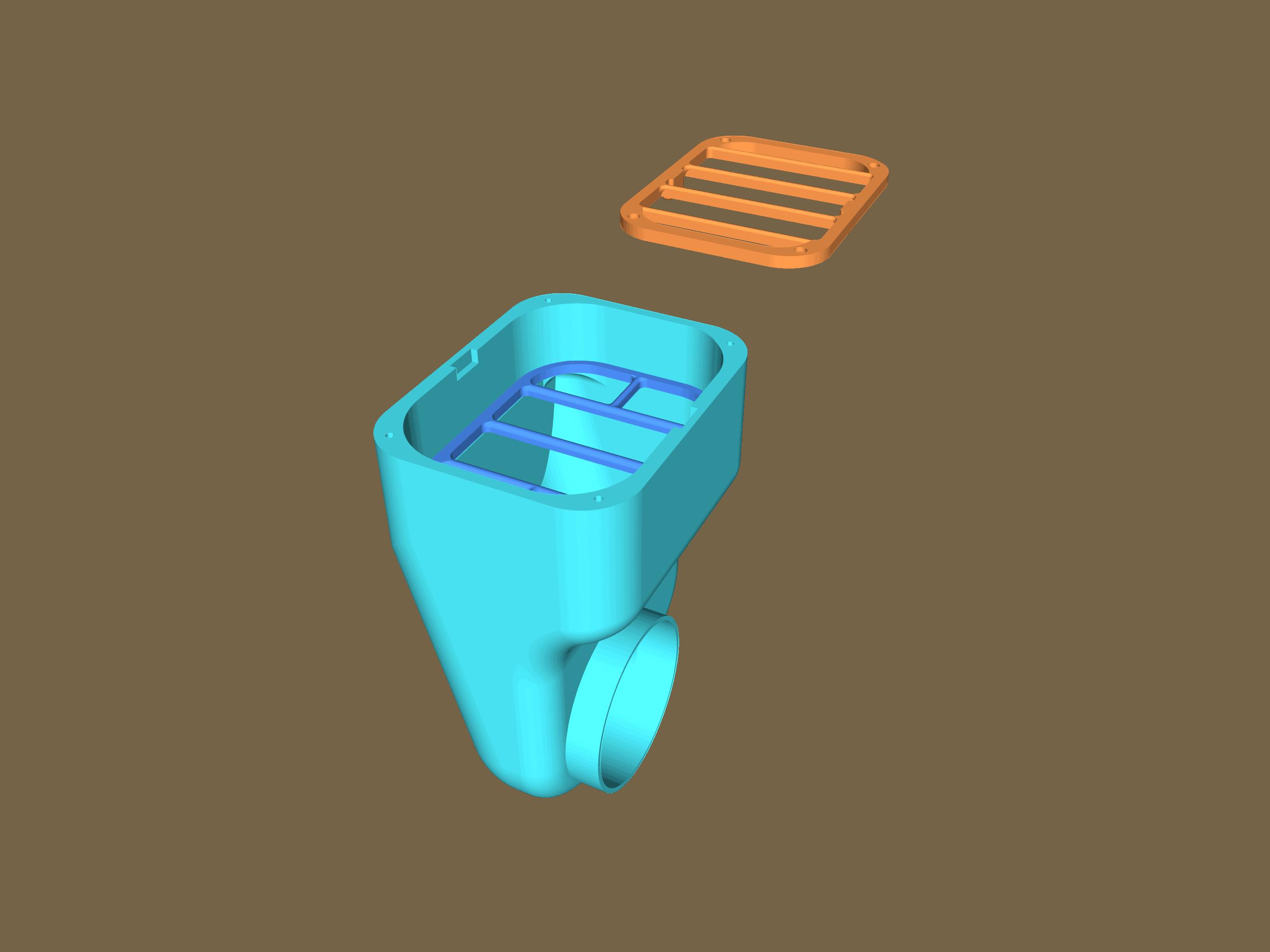 Luftfilter tuning 3 d drucker mofa