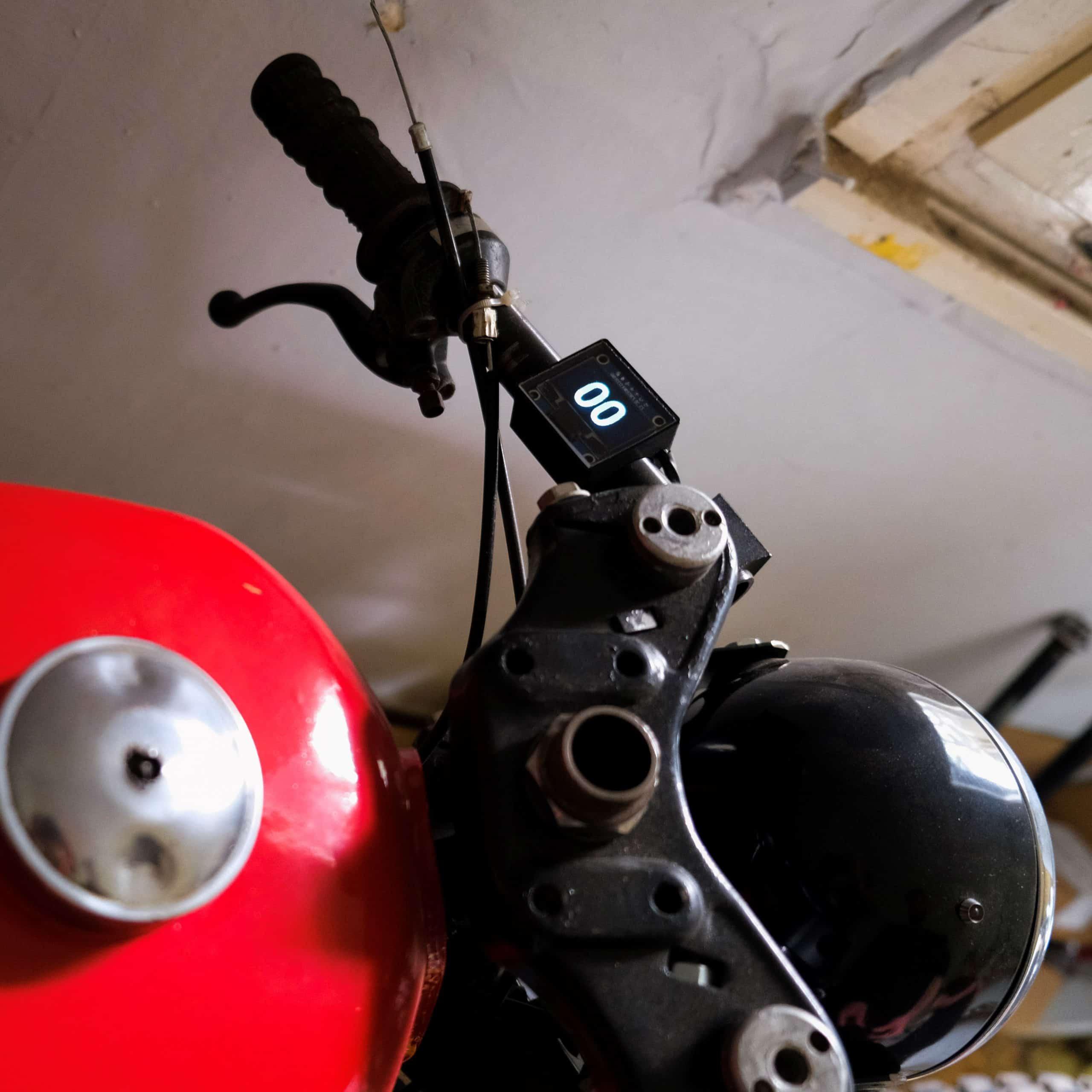 GPS Tacho 3 d Drucker